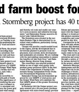 3-_DorperWindFarm40Turbines_Rainmaker_DailyDispatch_21Feb2013
